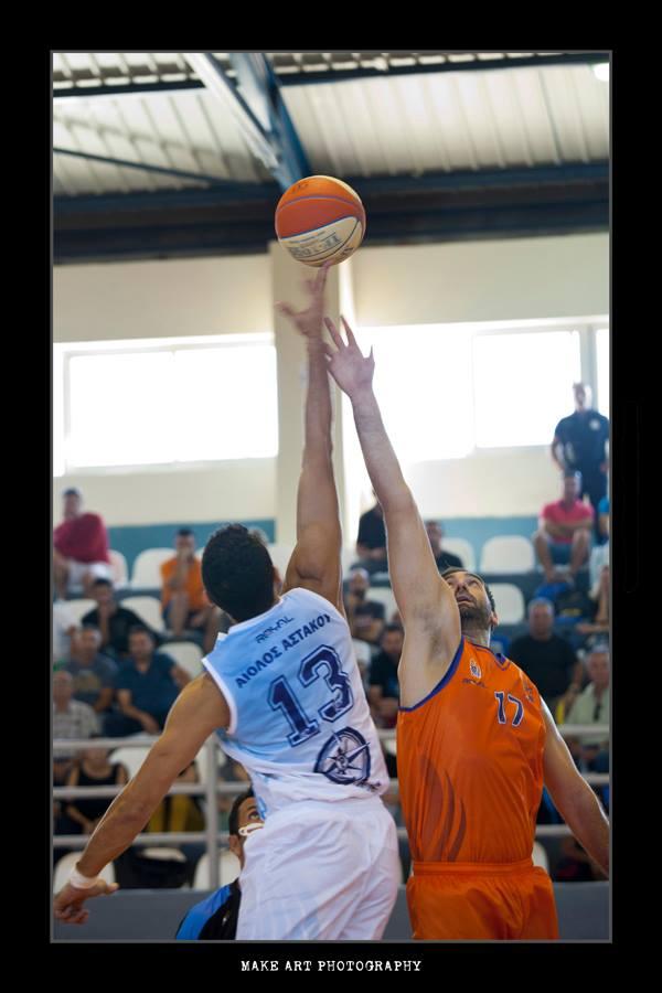 Αίολος Αστακού: Συνεχίζει στο κύπελλο-νίκη 79-69 τον Αμύντα