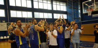 Αίολος Αστακός: Επιβλητική εμφάνιση στην Λάρισα με τελικό σκορ 64-90