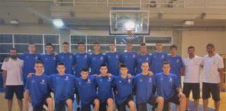 Εθνική Παίδων(U16): Κλήσεις σε Γραμματικό & Καραΐσκος για το πανευρωπαϊκό στην Σόφια