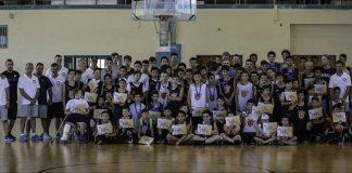 Ολοκληρώθηκε το PROMITHEAS INTERNATIONAL SUMMER BASKETBALL CAMP 2017-φώτος