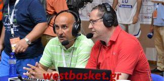 Δ. Παπαδόπουλος: Σχολιαστής της ΕΡΤ και στα 4 παιχνίδια στο Τόφαλος