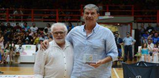 Ε.Ο.Κ.: Τίμησε τον 'Νουρέγιεφ' του Ελληνικού μπάσκετ-φώτος