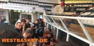 Απόλλων Πάτρας: Φιλικός αγώνα με Κόροιβο στις 17:00 στην Περιβόλα