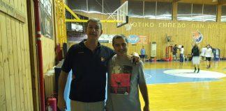 Καλαβρός: 'Ιδανικός δάσκαλος ο Κώστας Πετρόπουλος'
