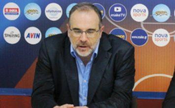 Σκουρτόπουλος: 'Μεγάλη τιμή και ευθύνη η Εθνική'