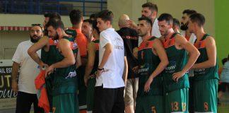 Α.Ο. Αγρινίου: Ήττα από τον Εθνικό για το Κύπελλο 55-70
