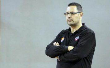 Γιάννης Μπαζίνας: 'Παραμονή στην Α1 ΕΣΚΑ-Η και βελτίωση των νεαρών μας παικτών'