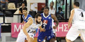 Μολφέτας: Συνεχίζει την καριέρα του στον Πανιώνιο στην Basket League