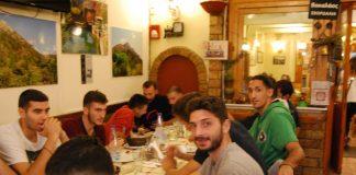 Απόλλων Πάτρας: Γεύμα στους παίκτες παρέθεσε η διοίκηση-pics
