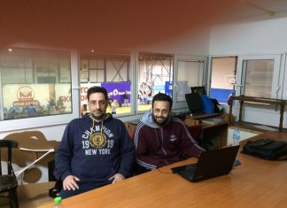 Γ. Παρασκευόπουλος: Στόχος η άνοδος στην Β' Εθνική-Συνέντευξη εφ' όλης της ύλης