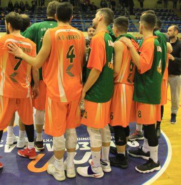 Α.Ο. Αγρινίου: ΄Καρυδάτη' νίκη στις Σέρρες με 50-60-Δήλωση Διαμαντάκου