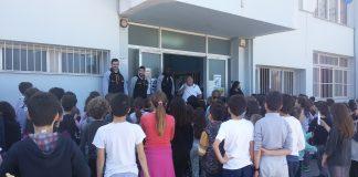 Προμηθέας: Επίσκεψη και κάλεσμα στους μαθητές Κ. Καστριτσίου για Ρέθυμνο