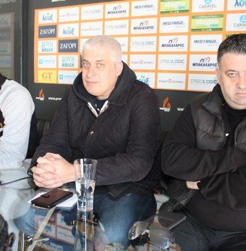 Προμηθέας: Συνέντευξη τύπου για το ματς με Τρίκαλα-Σάββατο 16:30