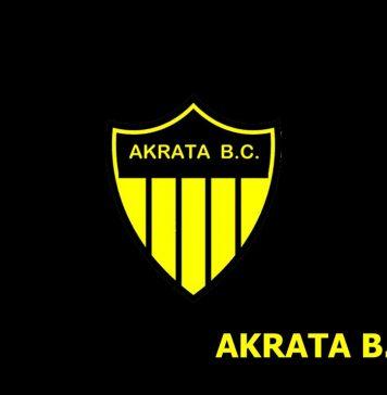 Ακράτα BC : Ευχαριστίες προς όλους που συνέβαλλαν την φετινή χρονιά