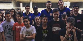 Κόροιβος: Κάλεσμα για γεμάτη μαθητική κερκίδα-vid