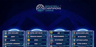 Προμηθέας: Το πλήρες πρόγραμμα του Champions League