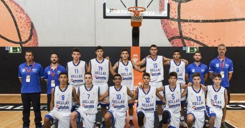 Εθνική Παμπαίδων: Έχασε ένα καλάθι στον μικρό τελικό με Ισραήλ με 1ο σκόρερ Δαραμούσκα