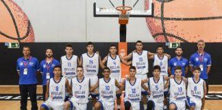 Παμπαίδων (U14): Ξεκίνησε δυνατά αλλά κατέρρευσε με Ισπανία