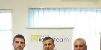 Γλαύκος: Ευχαριστίες στο ΙΕΚ EUROTEAM για την στήριξη στην ομάδα-pics