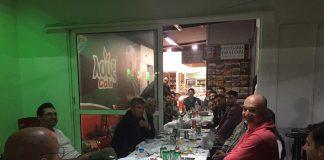Παναχαϊκή: Οικογενειακό δείπνο στο γήπεδο της