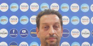 """Χαρίλαος Τρικούπης: Ο Ντίνος Καλαμπάκος ο """"εκλεκτός"""" για τον πάγκο"""