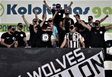Black Wolves: Σημαντική συνεισφορά στο 1ο ροζ φύλλο αγώνα