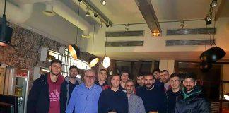 Απόλλων Coffeebrands: Ευχαριστίες στην διεύθυνση του Talks για το δείπνο στην ομάδα