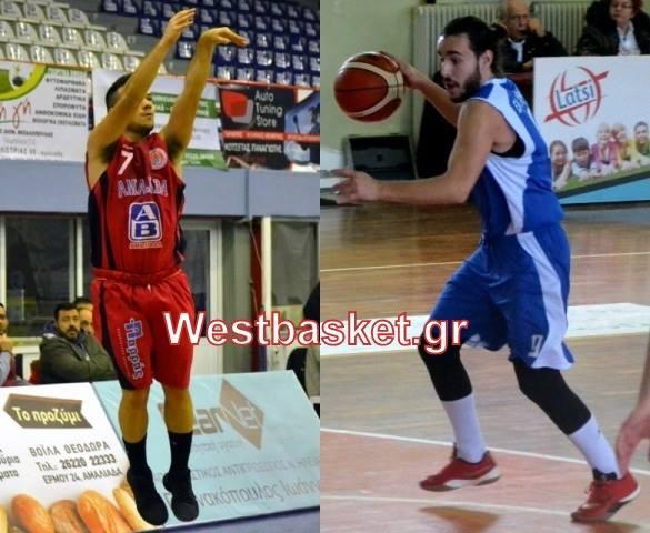 Α2 ΕΣΚΑ-Η: Μοιράζονται την κορυφή των μπομπέρ Κολλιόπουλος & Θεοδωρόπουλος-ΤΟΠ 46
