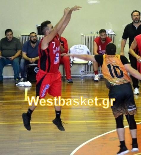 Α2 ΕΣΚΑ-Η: Ο Σπύρος Θεοδωρόπουλος πρώτος μπομπέρ-ΤΟΠ 69