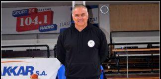 Δημήτρης Κοτσίρης: Νέος γυμναστής της Εθνικής Νέων-Αποκλειστικό