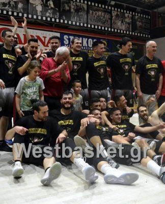 """Πολυδωρόπουλος: : """"Καλή συνέχεια στην Παναχαϊκή στην Γ΄Εθνική"""""""