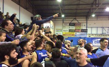 Γλαύκος: Πήρε το ντέρμπι με Ακράτα 65-59-Δηλώσεις προπονητών-φώτος