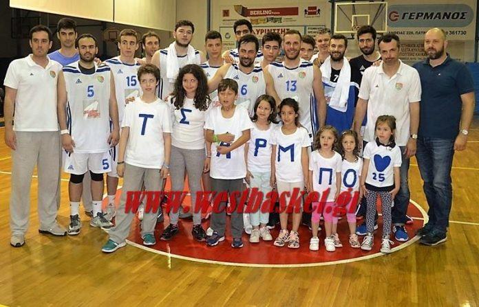 Χρ. Τσαρμπόπουλος: Κύκνειο άσμα μετά από 25 χρόνια παρουσίας στα γήπεδα της ΕΣΚΑ-Η-φώτος