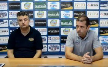 Χαρίλαος Τρικούπης: Το τρίτο ημίχρονο στην νίκη με την Ανατόλια-vid