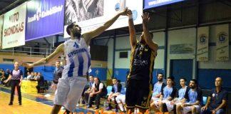 Ακράτα: Πάλεψε στο Ίλιον χάνοντας 64-57 με καλύτερο τον Λυμπέρη