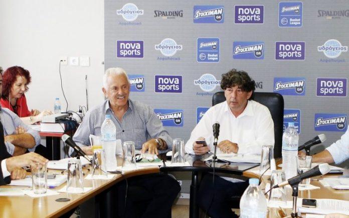 Γαλατσόπουλος: 'Το All Star Game στέλνει το αληθινό μήνυμα'