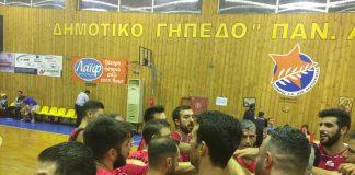 A2 ΕΣΚΑ-Η: Η Νίκη Προαστείου την πρωτιά στα τρίποντα-1ος μπομπέρ ανά ομάδα