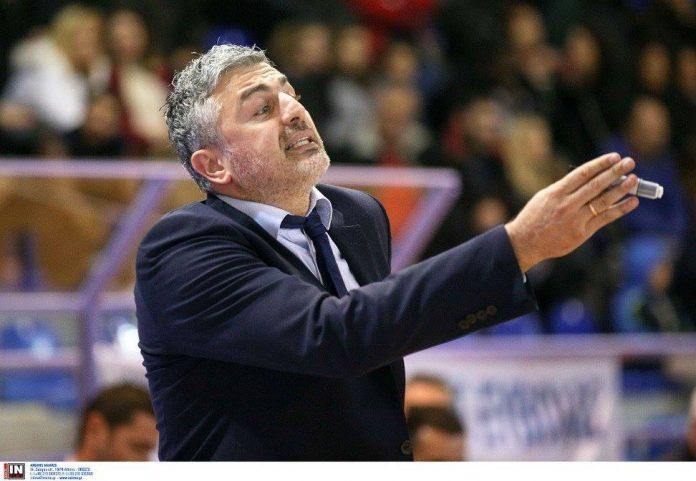 Νίκος Βετούλας: 'Πέντε εναντίον οκτώ δεν το έχω ξανακάνει'
