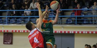 Α.Ο. Αγρινίου: Έκτη διαδοχική νίκη με Χαληδόνα με τρίποντο Μήτσου