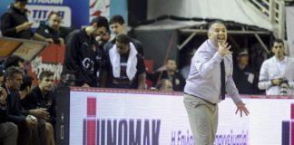 Μάκης Γιατράς: 'Κατάθεση ψυχής από τους παίκτες μου'