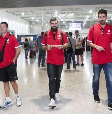 Λαμπρόπουλος: Φιλικά με Ολυμπιακό στην Ισπανία-Οδεύει προς Μεξικό