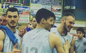 Κόροιβος ΙΕΚ ΣΜΑΡΝΑΚΗ: Εμφατική νίκη με Καβάλα-Σε τροχιά πλέι οφ