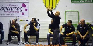 Παπαδόπουλος: Άσχημη ήττα- Μας στοίχισαν οι απουσίες