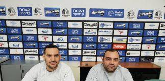 Δελέγκος-Βλάχος: Δηλώσεις για το σημερινό παιχνίδι με Χαρίλαο Τρικούπη-vid