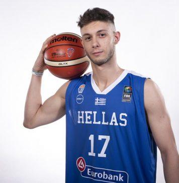 Εθνική U19: Το κάρφωμα του Μπαζίνα ξεχώρισε η FIBA-vid
