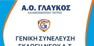 Γλαύκος: Την Τετάρτη κρίσιμες εκλογές που θα κρίνουν το μέλλον του Συλλόγου
