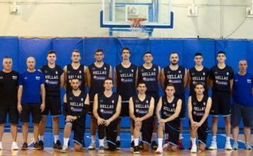 Κοτσίρης: Πετάει με την Εθνική Νέων στο Ευρωμπάσκετ στο Τελ Αβίβ