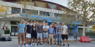 """Απόλλων(Παιδικό) : Αναχώρηση για τριήμερο τουρνουά """"Δ. Διαμαντίδης"""" στην Καστοριά"""