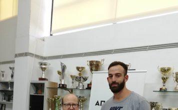Απόλλων Πάτρας: Και επίσημα ο πατρινός διεθνής πρώην μελανόλευκος Κούτρας
