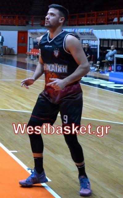 Α1 ΕΣΚΑ-Η: Ο Λουκάς Αδαμόπουλος στην κορυφή των σκόρερ-ΤΟΠ 41